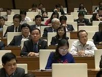 Toàn văn Báo cáo công tác nhiệm kỳ khóa XIII của Quốc hội