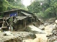 Lũ quét ở Lào Cai gây thiệt hại hết sức nặng nề