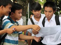 Kỳ thi THPT Quốc gia 2016: Hội đồng thi sẽ công bố điểm