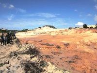 Yêu cầu làm rõ sai phạm trong sự cố vỡ hồ chứa nước đãi Titan