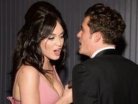 Orlando Bloom và Katy Perry căng thẳng