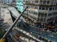 Ấn Độ: Bắt 5 quan chức trong vụ sập cầu vượt