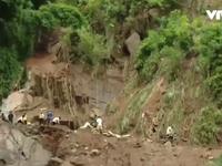 Người dân vùng sạt lở đất ở Yên Bái khó khăn chồng chất