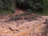 Sạt lở đất ở Yên Bái vẫn diễn biến phức tạp