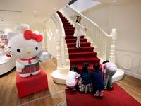 Khám phá nhà hàng Hello Kitty đầu tiên tại Thượng Hải, Trung Quốc