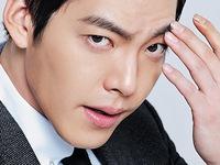 Kim Woo Bin lại làm mặt lạnh trong loạt ảnh mới