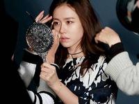 Son Ye Jin lộ ảnh hậu trường đẹp hơn cả tạp chí