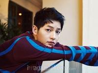 Song Joong Ki giữ vững ngôi vị Nam vương quảng cáo