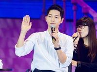 """Fan Trung Quốc chịu trả giá """"cắt cổ"""" để được gặp Song Joong Ki"""