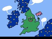 Cư dân mạng thi nhau chọc ngoáy nỗi đau ĐT Anh sau Brexit 2