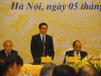 PTTg Vũ Đức Đam: Chính phủ đang tính tới việc miễn học phí THCS