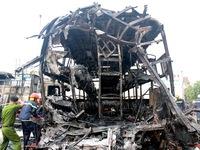 Đang tìm nguyên nhân vụ tai nạn thảm khốc ở Bình Thuận