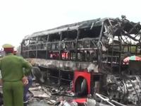 UBATGT Quốc gia chỉ đạo khắc phục vụ tai nạn nghiêm trọng ở Bình Thuận
