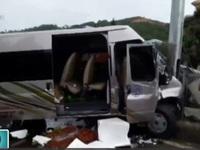 Quảng Ninh: Tai nạn xe khách, 8 người thương vong