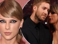 Taylor Swift nhanh chóng có tình mới, Calvin Harris bất ngờ