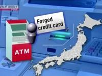 Nhật Bản điều tra vụ rút tiền bằng thẻ ATM giả quy mô lớn