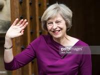 Chân dung bà đầm thép nước Anh Theresa May khi còn là Bộ trưởng Bộ Nội vụ