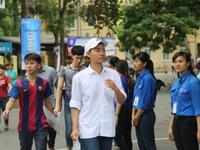 Kỳ thi THPT quốc gia 2016: Hà Nội có 31 điểm thi
