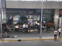 Hiện trường vụ đánh bom, xả súng liên tiếp ở sân bay Thổ Nhĩ Kỳ