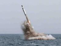 Vụ thử tên lửa của Triều Tiên có thể đã thất bại