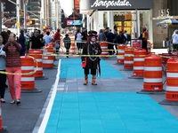 New York phân đường riêng cho nghệ sĩ hóa trang đường phố