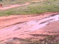 Vụ vỡ hồ chứa bùn thải Titan: Bồi thường 778 triệu đồng cho chủ dự án resort Hiếu Nam