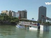 Siết chặt đảm bảo an toàn tàu du lịch sau vụ chìm tàu trên sông Hàn
