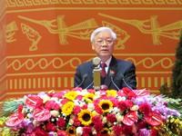 Toàn văn Báo cáo do Tổng Bí thư trình bày tại Đại hội XII của Đảng