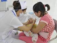 Ngừng sử dụng vaccine bại liệt dạng uống OPV