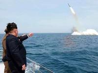 Triều Tiên tiếp tục khẳng định sức mạnh bằng việc phóng thử tên lửa