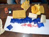 Sơn La: Bắt quả tang 2 đối tượng vận chuyển ma túy trái phép