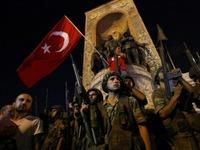 Điểm lại diễn biến cuộc đảo chính của quân đội Thổ Nhĩ Kỳ