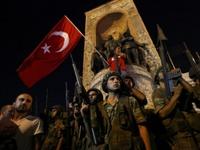 104 binh sĩ tham gia lực lượng đảo chính tại Thổ Nhĩ Kỳ