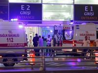 Thổ Nhĩ Kỳ: Đánh bom sân bay Istanbul, ít nhất 28 người thiệt mạng