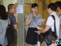 Công tác chấm thi THPT Quốc gia  sẽ đảm bảo bảo mật, đúng quy trình