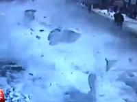 Lở tuyết kinh hoàng tại Thổ Nhĩ Kỳ