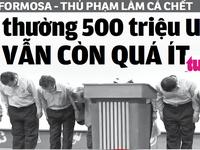 Cá chết ở miền Trung: Formosa bồi thường 500 triệu USD vẫn còn quá ít?