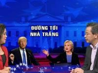 Tranh cử Tổng thống Mỹ: Khả năng chiến thắng của Donald Trump có thể là 51
