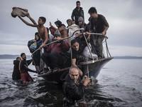 Nhìn lại những bức ảnh ám ảnh giành giải Pulitzer 2016