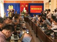 Phá rừng Pơ mu ở Quảng Nam: 9 đối tượng bị bắt, 11 đối tượng đang lẩn trốn