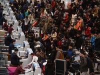 3 tỷ lượt người Trung Quốc về quê đón Tết