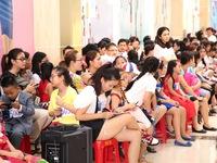 Tóc Tiên, Văn Mai Hương và Isaac háo hức ghi hình Vietnam Idol Kids