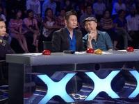 Vietnams Got Talent: Huy Tuấn cười hả hê trước dung nhan Trấn Thành