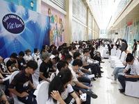 Vietnam Idol 2016: Lượng thí sinh dự thi tại TP.HCM đạt mức kỷ lục