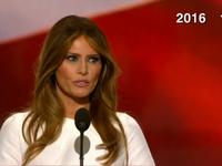 Vợ tỷ phú Donald Trump tối sầm mặt mũi với cáo buộc đạo văn