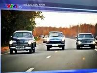 Hoài niệm xe Volga - Biểu tượng một thời của Liên Xô