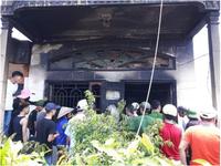 Hải Phòng: Cháy cửa hàng vàng mã, 2 cháu nhỏ thiệt mạng