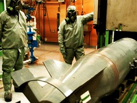Nga cảnh báo nguy cơ sử dụng vũ khí hóa học của IS