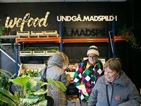 WeFood - Siêu thị chuyên bán thực phẩm... hết hạn sử dụng tại Đan Mạch