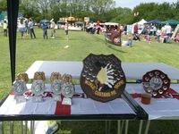 Vui nhộn lễ hội ném bánh kem tại Anh